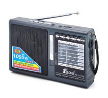 Радиоприемник Fepe FP-1775U р/п (USB)