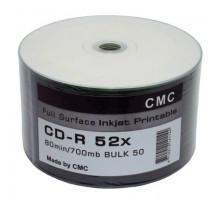 CD-R CMC 80 52x Bulk/50