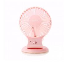 Вентилятор REMAX F18 Dual-vane Design Fan, pink