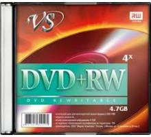 DVD+RW VS 4.7 Gb 4x Slim/1