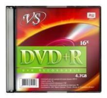 DVD+R VS 4.7 Gb 16x Slim/5 Ink Print
