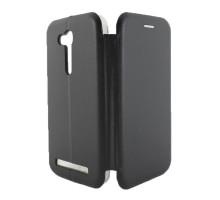 Чехол-книжка Asus ZenFone GO ZB500KL, вбок, black, FASHION CASE
