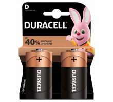 Батарейки Duracell LR20 BL2, 2 шт в блистере