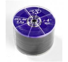 DVD-RW VS 4.7 Gb 4x Bulk/50