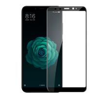 Защитное стекло 3D Xiaomi Mi A2 (Mi 6X)/Note5/5+, black, в тех.упаковке