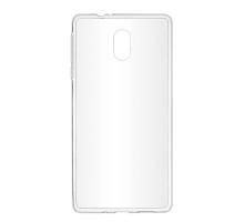 Чехол-накладка Nokia 3, силиконовый, прозрачный
