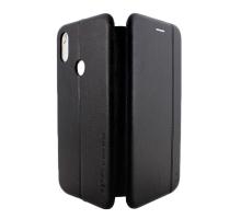 Чехол-книжка Xiaomi Mi A2 (Mi 6X)/S2/MIX 2S, вбок, black