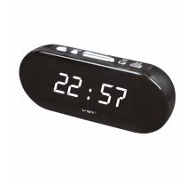 Часы настольные VST715-6 бел.цифры