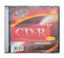 CD-R VS 80 52x Slim/5 Ink Print