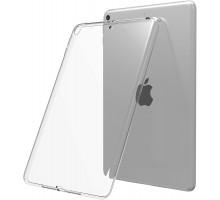 Чехол для планшета iPad Mini, силиконовый, прозрачный
