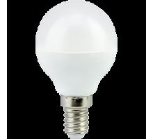 Светодиодная (LED) Лампа Ecola шар G45 E14 7W 2700K 77x45 K4GW70ELC