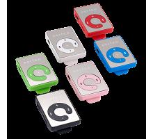 Плеер Perfeo Music Clip Color, розовый (VI-M003 розовый)