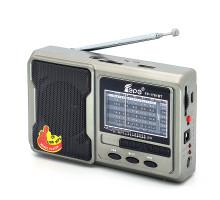 Радиоприемник Fepe FP-1781BT р/п (USB)