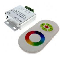 LED RGB контроллер радио Сенсорный 18А (SBL-RGB-Sen)
