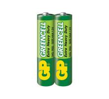 Батарейки GP R03 AAA 2SR, 2 шт в термопленке (40 шт/уп)