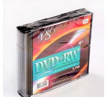 DVD+RW VS 4.7 Gb 4x Slim/5