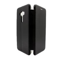 Чехол-книжка Asus ZenFone Go ZB552KL, вбок, black, FASHION CASE