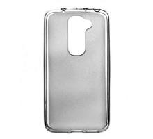 Чехол-накладка LG G2 Mini D618, силиконовый, затемненный