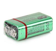 Батарейки GP 6F22 1604G Крона, 1604S 1 шт в термопленке