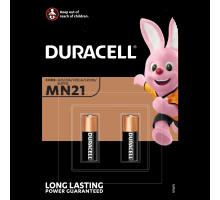 Батарейки Duracell 23A MN21,12V, BL2, 2 шт в блистере