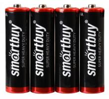 Батарейки Smartbuy R03 AAA 4S (SBBZ-3A04S) 4SR, 4 шт в термопленке