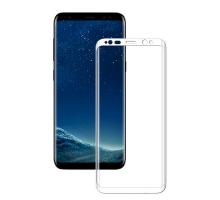 Защитное стекло 2,5D Samsung S8, wihte, REMAX Crystal, + чехол