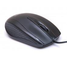 Мышь Dialog MOP-04BU Pointer Optical - 3 кнопки, черная
