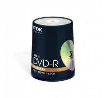 DVD-R TDK 4.7 Gb 16x Cake Box/100 Photo Print