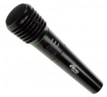 Микрофон беспроводной Ritmix RWM-100 черный