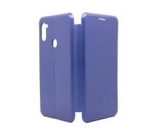 Чехол-книжка Samsung A11/M11, вбок, blue, FASHION CASE