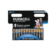 Батарейки Duracell LR03 AAA UltraPower BL12, 12 шт в блистере