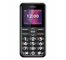 Мобильный телефон teXet TM-101 цвет черный