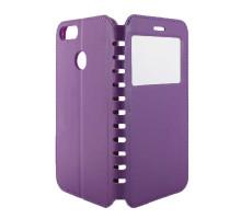 Чехол-книжка Xiaomi Mi 5X/A1, purple, NEW CASE