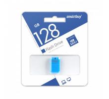 Флэш-карта Smartbuy 128 Gb USB3.0, Diamond, синяя (SB128GBDB-3)