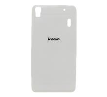 Чехол-накладка Lenovo A7000, силиконовый с логотипом