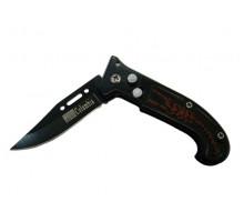 Нож складной Патриот PT-TRK20/НТ-106 с клипсой (6/15,5см)