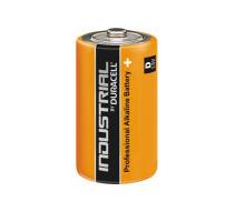 Батарейки Duracell LR20 Industrial SR1, 1 шт в термопленке