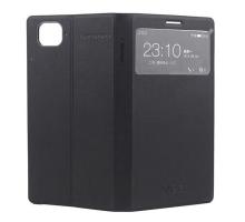 Чехол-книжка Lenovo Vibe Z2, кож.зам, вбок, black