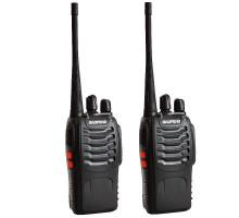 Рация комплект Baofeng BF-888S 2шт (UHF)