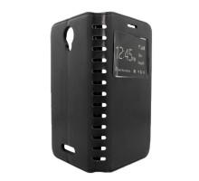 Чехол-книжка Alcatel Pixi 4/5010D/3G, black, NEW CASE
