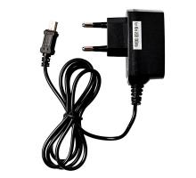 СЗУ с кабелем MiniUSB 1A, ACTIV euro pack