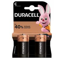 Батарейки Duracell LR14 BL2, 2 шт в блистере