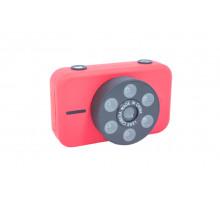 Фотоаппарат детский, 4K, красный