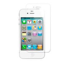 Защитное стекло iPhone 4/4S, 0.4 прозрачное