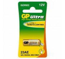 Батарейки GP 23A, 12V, BL1, 1 шт в блистере