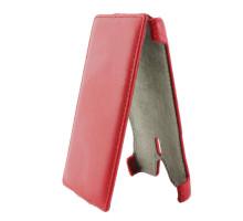 Чехол-книжка вниз Sony Xperia S, кож.зам, red