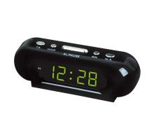 Часы настольные VST716-2 220В зеленые цифры
