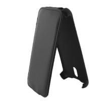 Чехол-книжка вниз HTC Desire 610, кож.зам, black