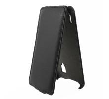 Чехол-книжка вниз LG Optimus G, кож.зам, black