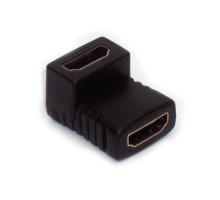 Переходник Smartbuy HDMI F-F, угловой разъем (A112)